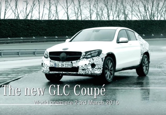 Mercedes-Benz GLC Coupe-preview