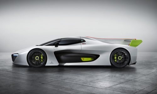 Pininfarina H2 Speed makes its debut at Geneva show