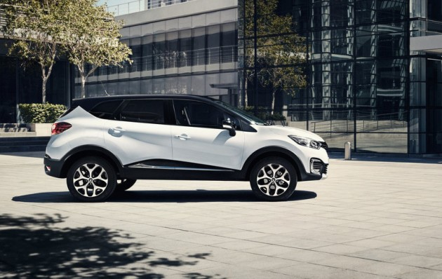 Renault Kaptur-side