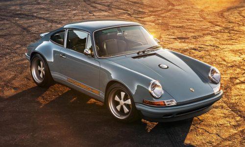 Singer Design reveals latest two Porsche 911 projects