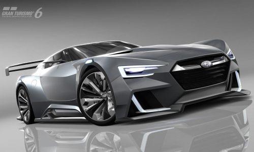 Subaru testing mid-engine sports car, new model to sit above BRZ?