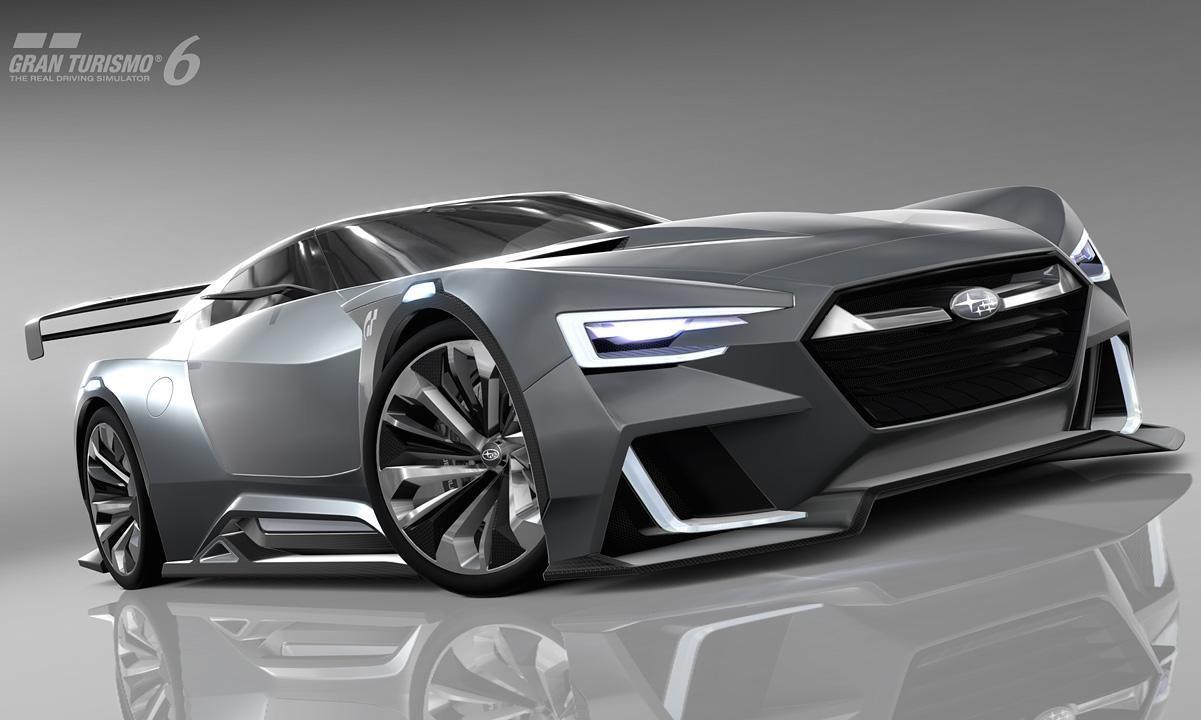 Subaru Testing Mid Engine Sports Car New Model To Sit