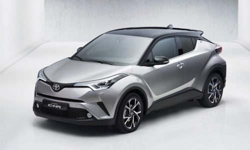 Toyota C-HR compact SUV revealed: new 1.2T, on sale in Australia 2017