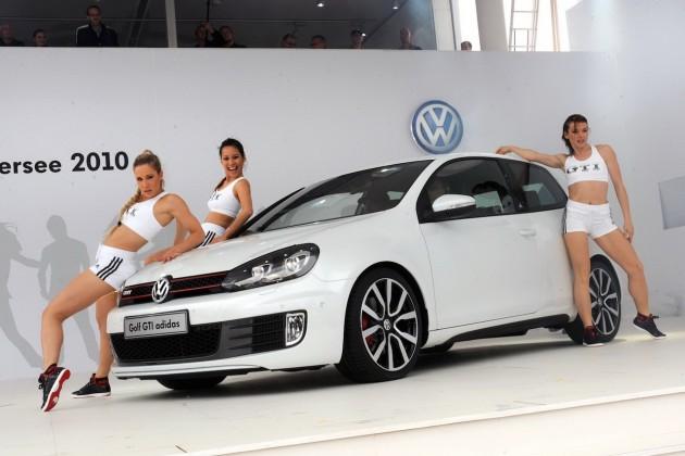 special editions Volkswagen Golf Adidas