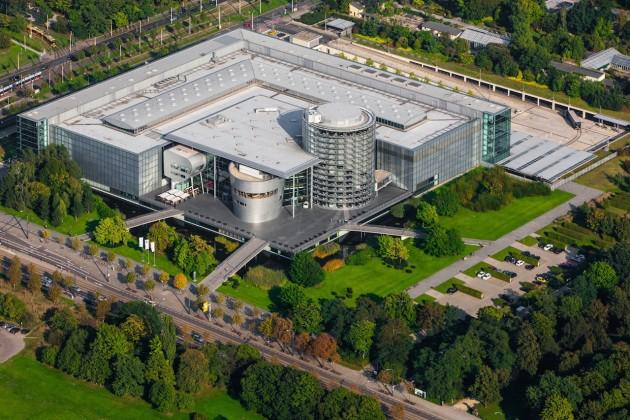 Volkswagen Transparant factory