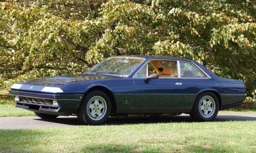 For Sale: Rare RHD 1988 Ferrari 412i Coupe in Australia