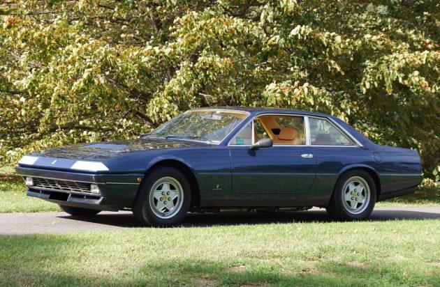1988 Ferrari 412i Coupe-Australia