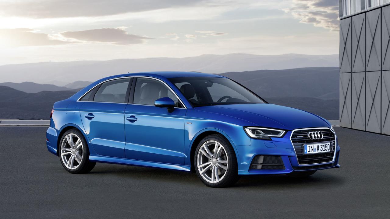 Kelebihan Audi S3 2016 Perbandingan Harga