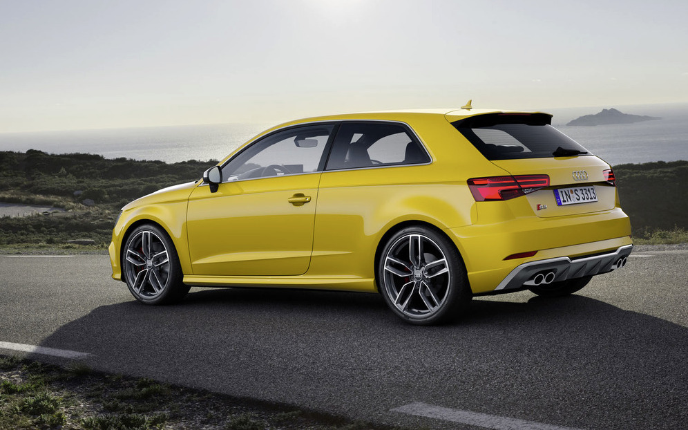 2016 Audi A3 Amp S3 Facelift Revealed Increased Tech S3