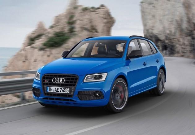 2016 Audi SQ5 plus