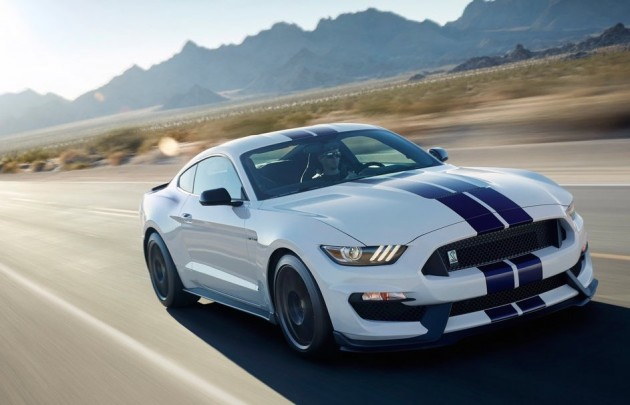 2016 Ford Mustang GT350