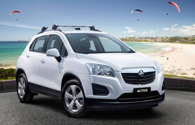 2016 Holden Trax Active