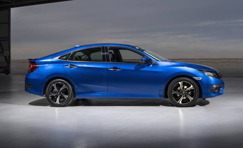 honda civic sedan priced  au debuts  turbo performancedrive