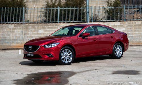 2016 Mazda6 Sport review (video)