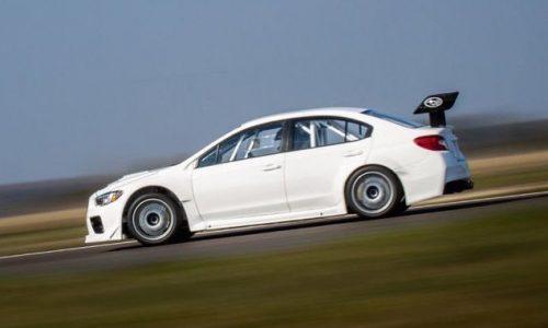 Prodrive Subaru WRX STI developed to crack Isle of Man record