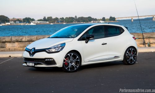 Renault Clio R.S. 220 Trophy review (video)