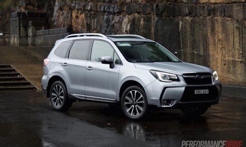2016 Subaru Forester XT Premium review (video)