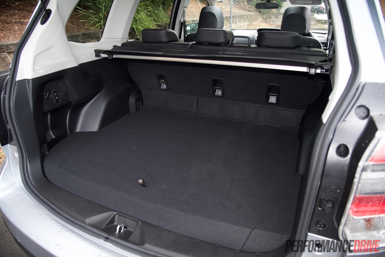 Subaru Forester Cargo Space >> 2016 Subaru Forester Xt Premium Review Video