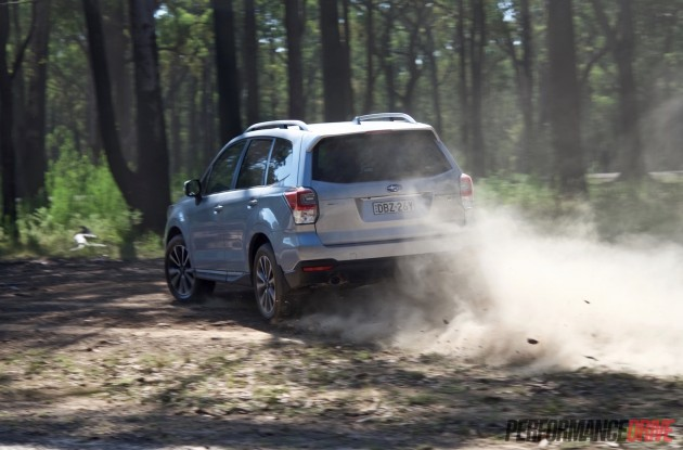 2016 Subaru Forester XT-off road