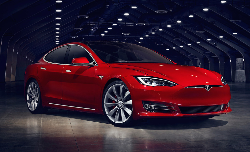 2016 Tesla Model S Facelift Revealed With Updated Design