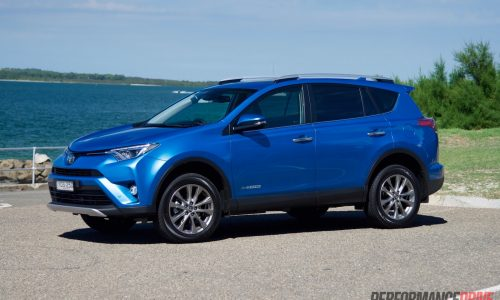 2016 Toyota RAV4 Cruiser diesel review: quick test (video)
