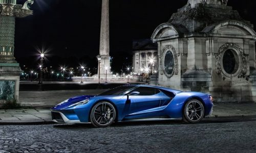 New Ford GT applications open online, up to 500 available