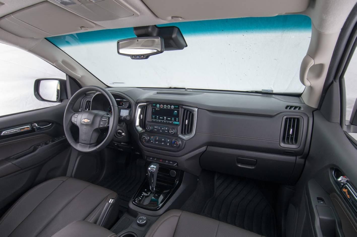 Holden confirms new-look 2017 Colorado, Chevrolet version ...