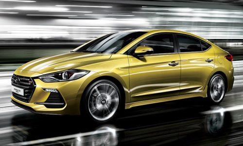 2017 Hyundai Elantra SR turbo revealed in South Korea