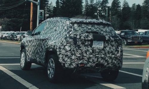 Jeep Compass/Patriot – 'Compatriot' – replacement to debut Q3