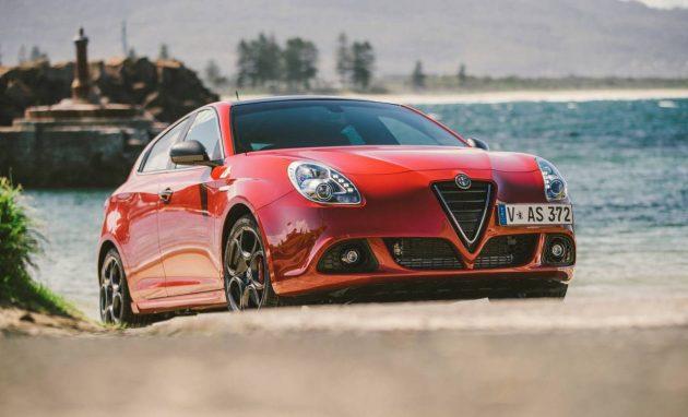 Best Sports Cars Under $40,000 Alfa Romeo Giulietta QV