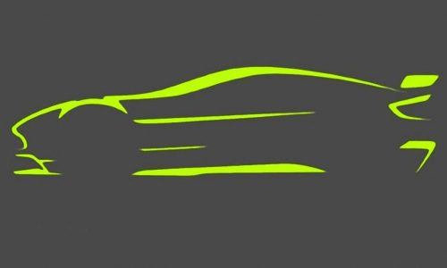 Aston Martin Vantage GT8 previewed, hardcore V8 brother to GT12