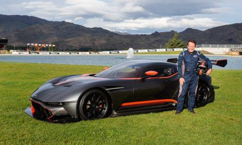 $4.2m Aston Martin Vulcan delivered to Highlands Motorsport Park
