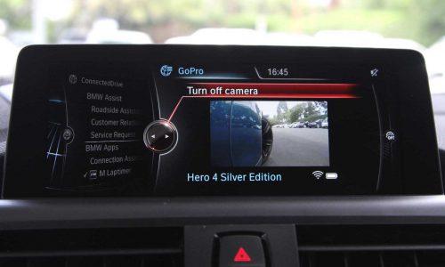 BMW M Laptimer app gets full GoPro camera integration option
