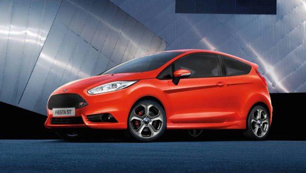 Best Sports Cars Under $40,000 Ford Fiesta ST