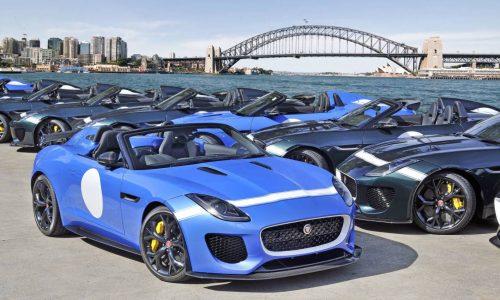 Jaguar F-Type Project 7 confirmed for Australia; fastest Jag ever