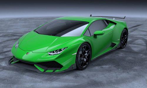 Lamborghini to offer optional aero package for Huracan?