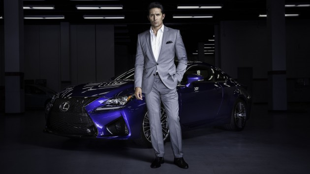 Lexus V-LCRO seats