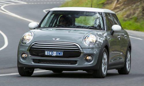 MINI's next new model to be a small sedan –  report