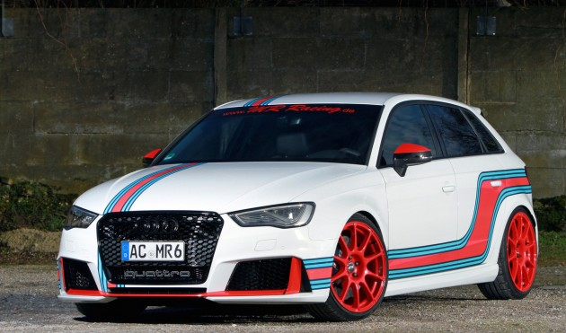 MR Racing Audi RS 3 Sportback