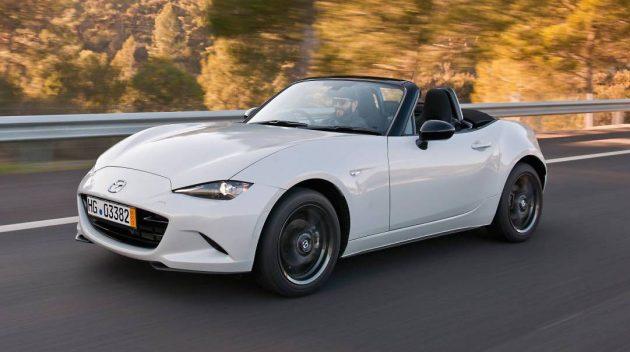 Best Sports Cars Under $40,000 Mazda MX-5