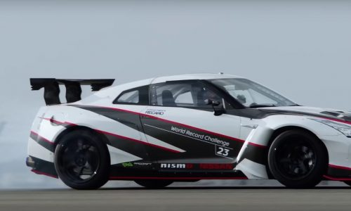 Nissan GT-R Nismo breaks world record, but for what?
