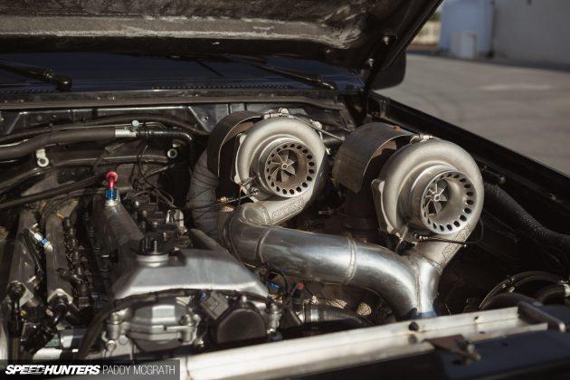 Nissan Patrol-Paddy McGrath-engine