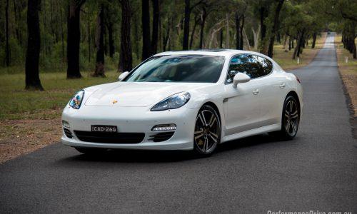 Porsche Panamera Diesel review – quick test (video)