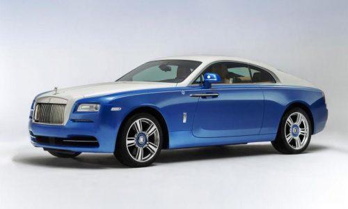 Rolls-Royce Wraith Nautical special edition announced