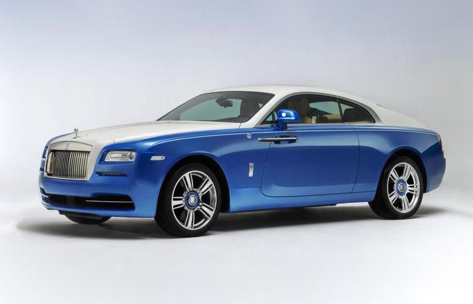 rolls royce wraith nautical special edition announced performancedrive. Black Bedroom Furniture Sets. Home Design Ideas