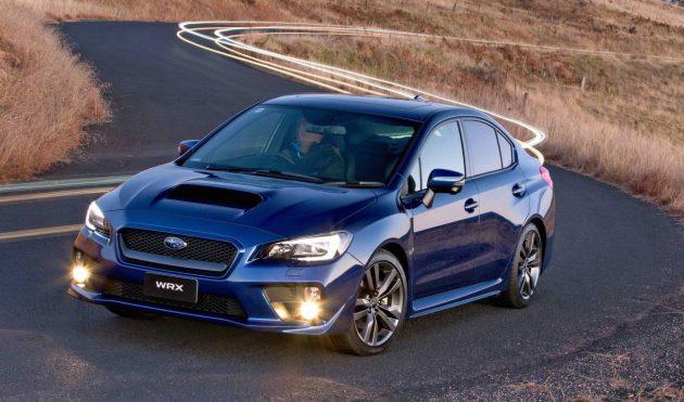 Best Sports Cars Under $40,000 MY16 WRX
