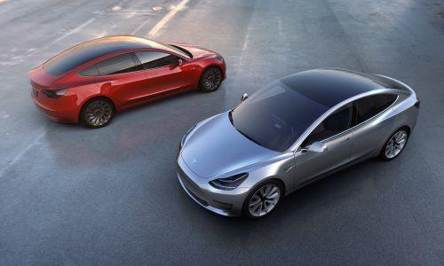 Tesla Model 3 officially revealed