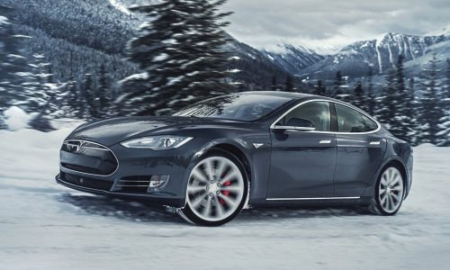 Tesla Model S facelift coming later in April, updated interior & exterior