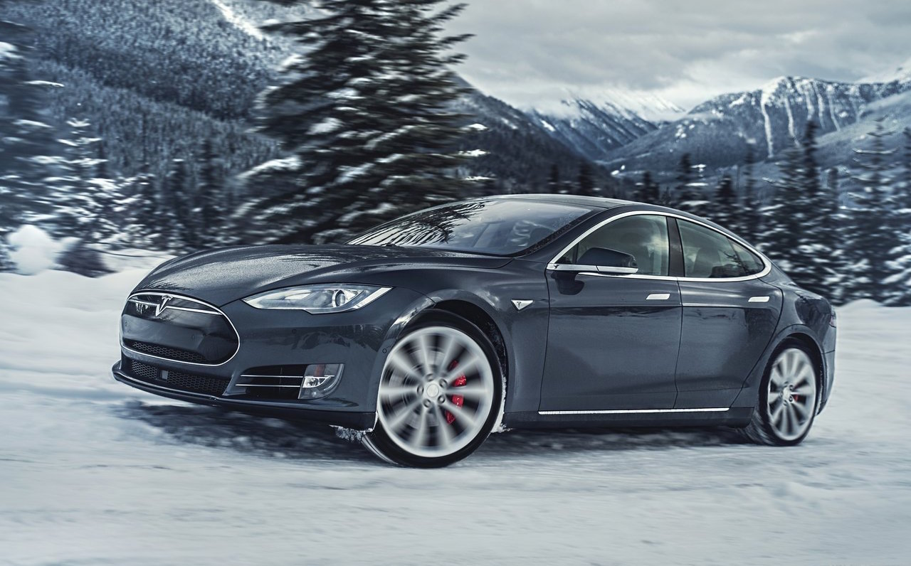 Tesla Model S Facelift Coming Later In April Updated