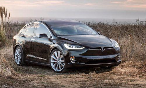 Tesla Model X 75D becomes new entry variant, extended range